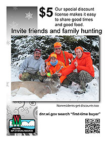 Hunting Advertisement
