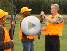 Video: Mentored hunting