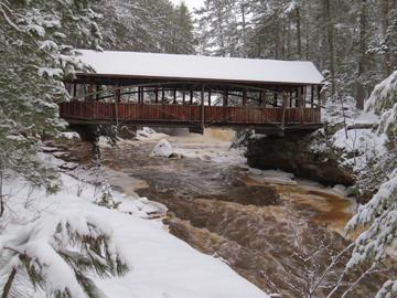 Horton Bridge - Amnicon Falls State Park