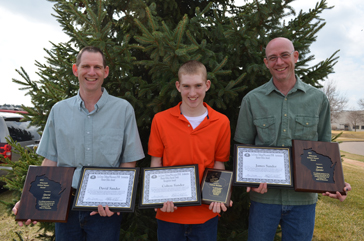 2011 Ethical Hunter award