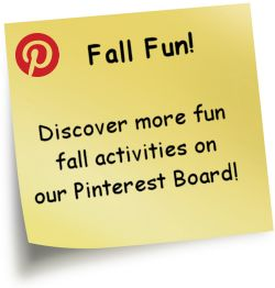 Pin actvities to your board and tag us!