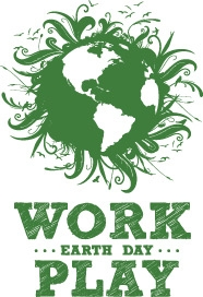Work Play Earth Day
