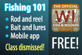 Fishing Hunting mobile app