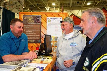 Visit the DNR exhibit at the Milwaukee Journal Sentinel Sports Show, March 4 -8