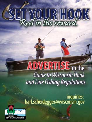 Weekly news march 17 2015 wisconsin dnr for Wi fishing season