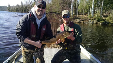 Weekly news april 28 2015 wisconsin dnr for Michigan dnr weekly fishing report