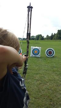 Archery clinic