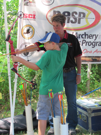 Archery at DNR Park