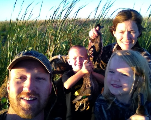 The final year of the three-year experimental early teal-only duck hunting season provides a great opportunity to spend time in the outdoors with family and friends.