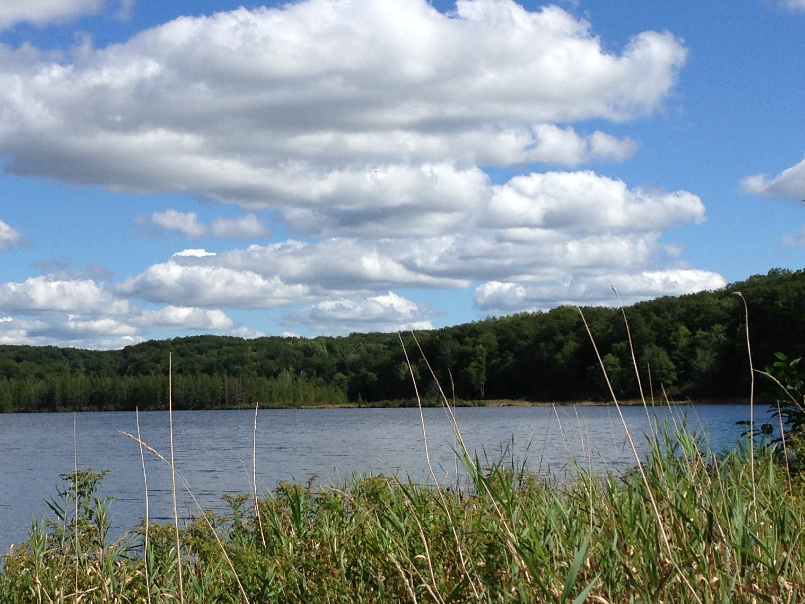 Construction will begin next week on improvements to Staight Lake State Park, Wisconsin's newest state park.
