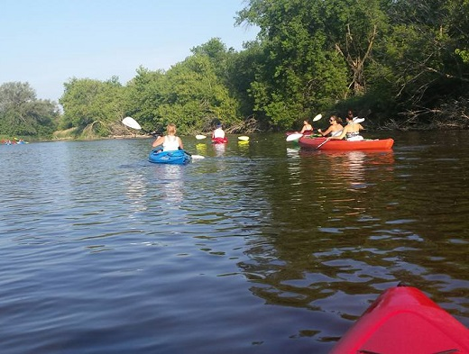 Head to Horicon Sept. 16 and explore Horicon in your kayak!