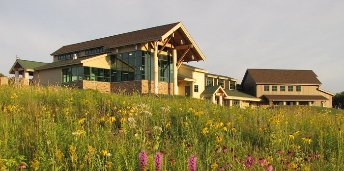 The Horicon Marsh Explorium is full of fun activities for visitors of all ages.