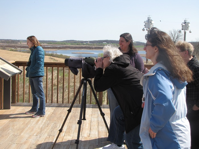 The ultimate birder adventure - head to Horicon Marsh May 12-15 for the 19th annual Bird Festival - Wisconsin's oldest bird festival!