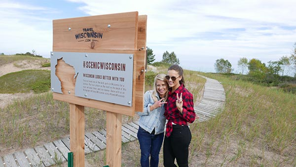 Get Your Perfect Selfie In Wisconsin State Parks Weekly News Wisconsin Dnr