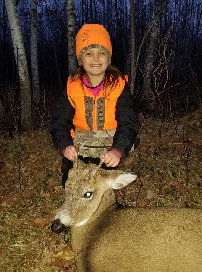 It was a great year in the field for many Wisconsin hunters. - Photo Credit: DNR Facebook contributed photo