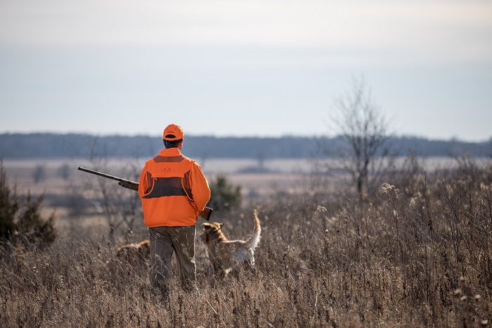 Cabin fever is no match for time spent pursuing pheasants with family and friends. - Photo credit: DNR