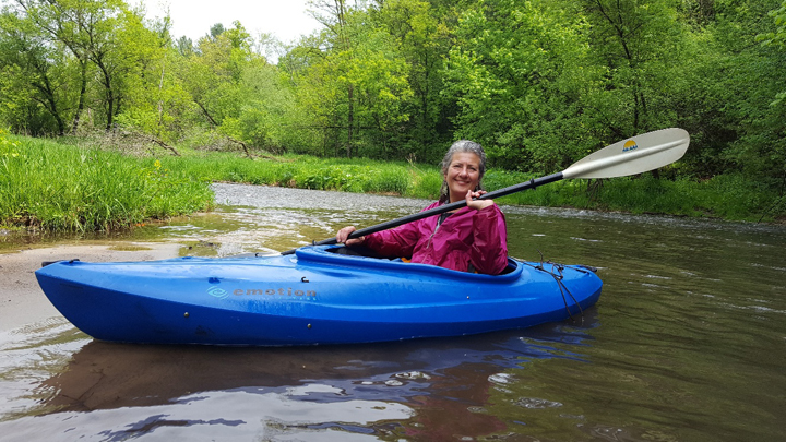 Visit DNR at Canoecopia to learn about great places to paddle and camp, to buy a state parks sticker, and to find guides to the wildlife seen along the way.  - Photo credit: DNR