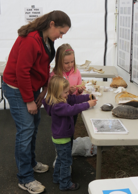 The open house will feature hands-activities, displays and demonstrations. - Photo credit: Contributed