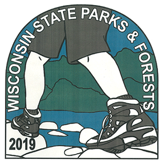 2019 Wisconsin State Park design contest winner by Rory Macha. - Photo credit: Rory Macha