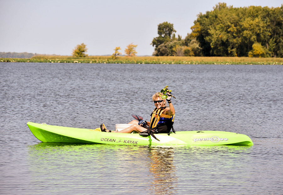 DNR requests comments on a TMDL that will help improve water quality for public benefit, including recreation. - Photo credit: Winnebago Waterways