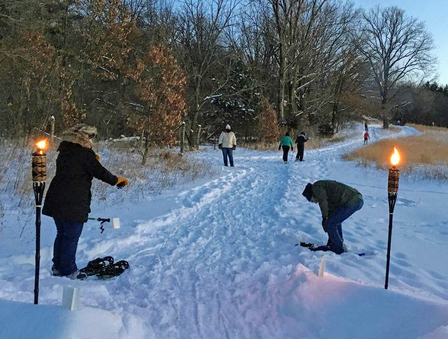 More than 35 candlelight events scheduled this winter at