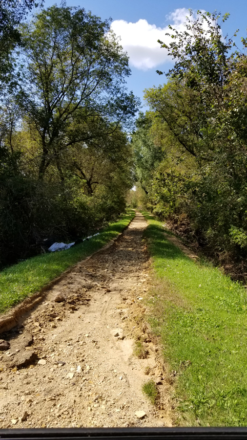 Sections of the Elroy-Sparta State Trail have reopened after major washouts from last summers flooding were repaired. - Photo credit: DNR