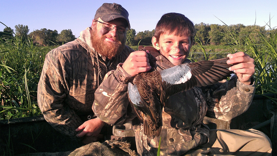 Regular duck and Canada goose seasons open Sept. 28 - Photo credit: U.S. Fish and Wildlife Service
