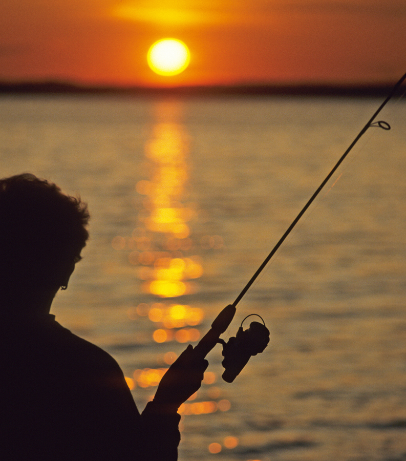 A suite of updated statewide, regional and local fishing regulations will go into effect on April 1 in Wisconsin. - Photo credit: DNR