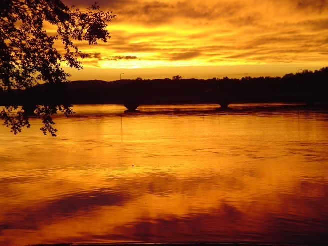 The Lower Wisconsin Riverway is a high-quality complex network of wetlands, uplands and waterways as well as an important fish and wildlife habitat.  - Photo credit: Lower Wisconsin State Riverway Board