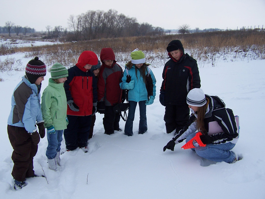 Fun for the whole family awaits this winter at Horicon Marsh. - Photo credit: DNR