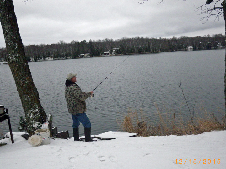 Outdoor report for december 17 2015 wisconsin dnr for Wisconsin dnr fishing report