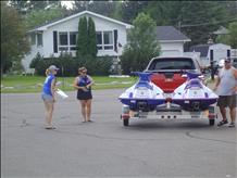 Vilas County Clean Boats, Clean Waters Volunteers - 2011 Landing Blitz (4)