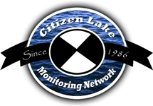 Citizen Lake Monitoring logo