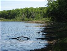 Fremstadt Lake, Burnett County