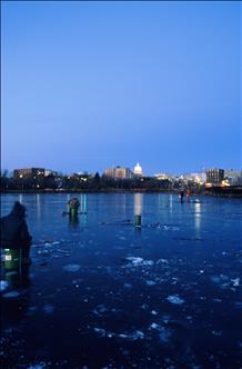 Lake Monona shoreline