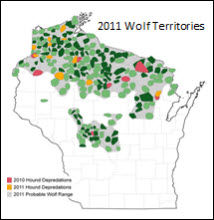 Wisconsin DNR Lake Maps