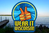 WEAR IT WISCONSIN!