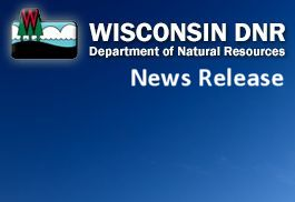 News releases wisconsin dnr for Wisconsin dnr fishing license online