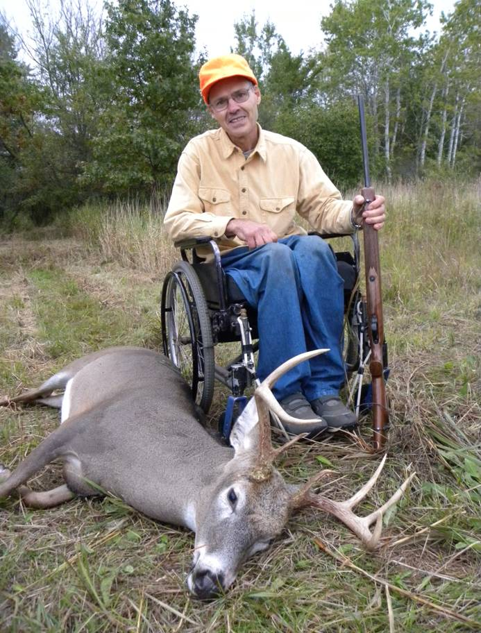 Disabled licenses and permits - Wisconsin DNR