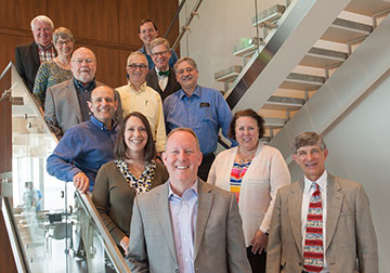 Brownfields Study Group members