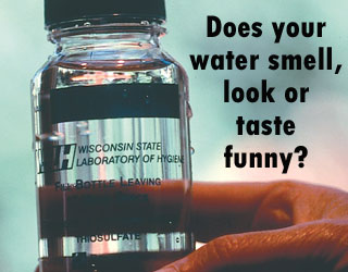 Identify your water's symptoms