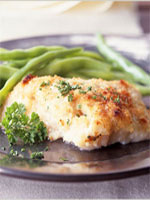 baked fish -  hmm hmm good!