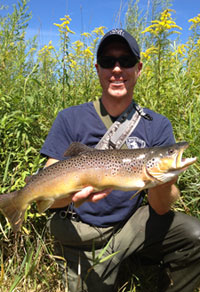 Fishing wisconsin trout and salmon fishing wisconsin dnr for Wisconsin dnr fishing report