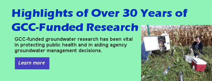 Groundwater Coordinating Council releases recommendations to