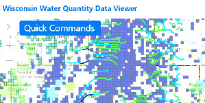 photo of water quantity viewer
