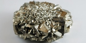 Photo of pyrite