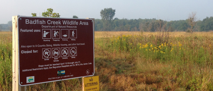 Badfish Creek Wildlife Area