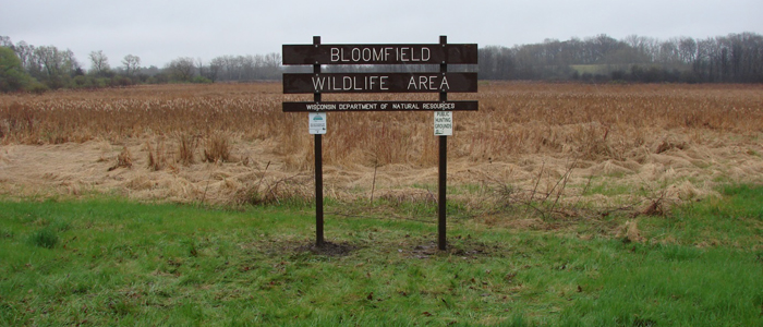 Bloomfield Wildlife Area