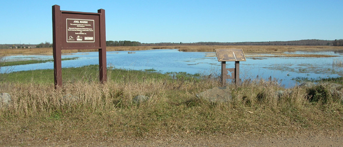 Joel Marsh Wildlife Area