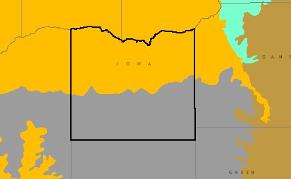 Iowa County graphic